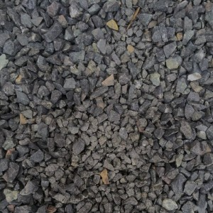 10mm Black Chippings