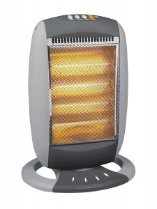 1600w Large Halogen Heater