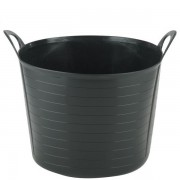 40 Ltr flexi tub black