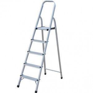 5 Tread step ladder
