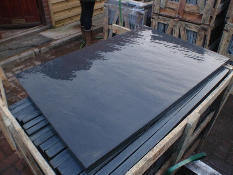 Slate Blue Black 900x600mm Morgan Supplies Gloucester