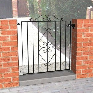 Ascot Single Entrance Gate