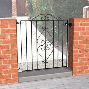Ascot Single Entrance Gate