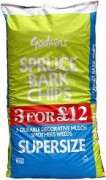 Bark-Chippings