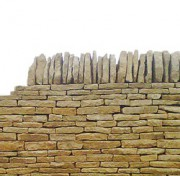Cotwold Dry stone walling