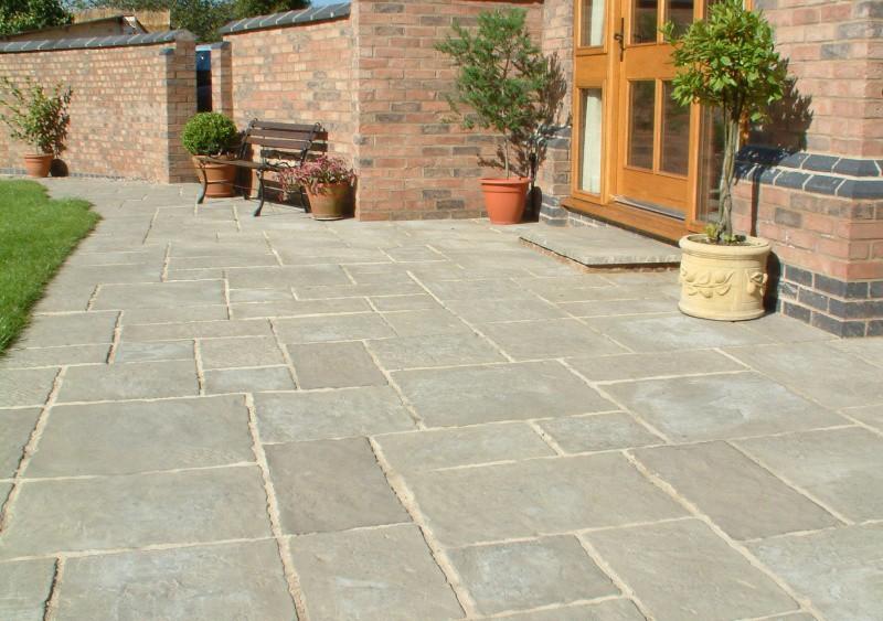 Courtyard Paving Morgan Supplies Gloucester