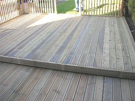 Timber Decking Boards Morgan Supplies Gloucester