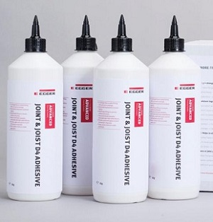 Egger D4 Flooring Adhesive 1kg Bottle Morgan Supplies