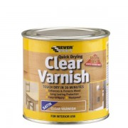 Everbuild clear varnish