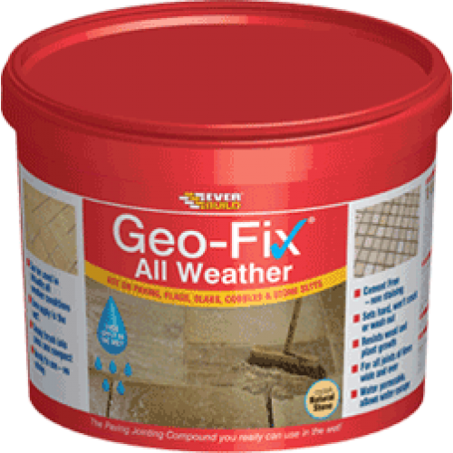 Geo-Fix Wet Tub