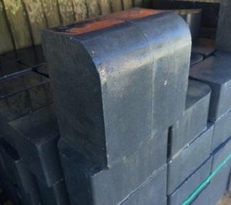 Large Bullnose Kerb Block Morgan Supplies Gloucester