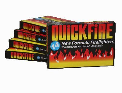Firelighters Morgan Supplies Gloucester