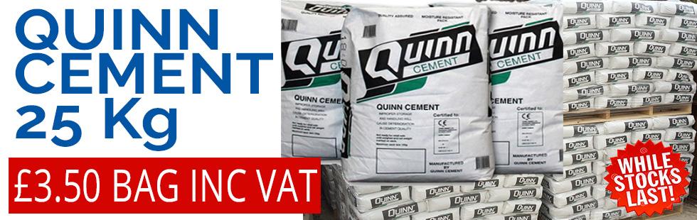 Quinn Cement Banner