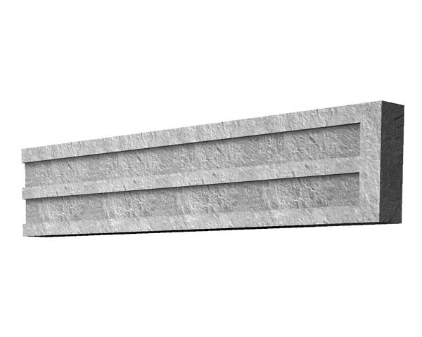 Recessed-Concrete-Gravel-Board