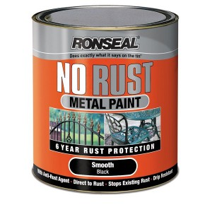 Ronseal No Rust Metal Paint