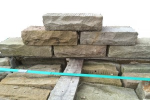 Walling Blocks - Fossil Mint