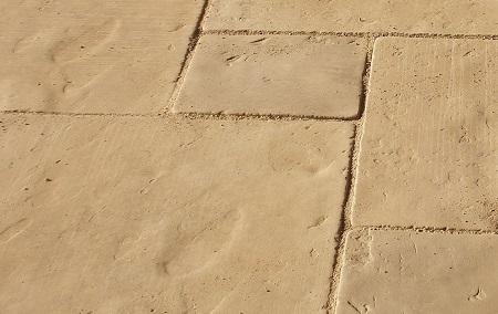 Worn Limestone