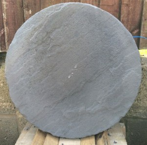 Yorkstone Riven 450mm Slate Grey