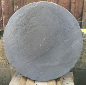 Yorkstone Riven 450mm Slate Grey