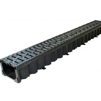 Drain Channel Amp Grating 1m Morgan Supplies Gloucester